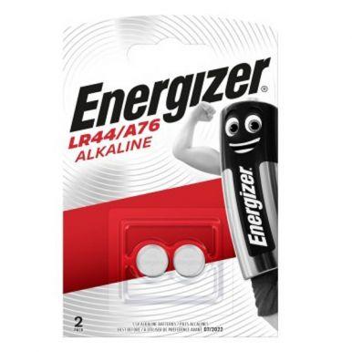 ENERGIZER Батарейка Alkaline LR44/A76 FSB2 (2шт)