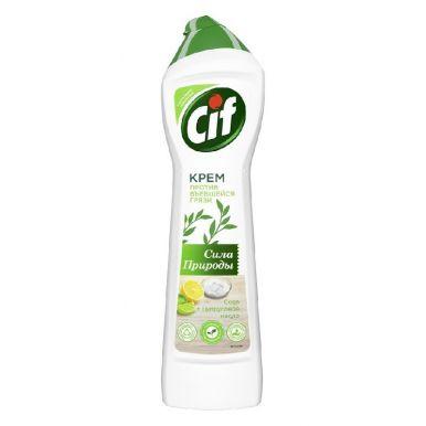 CIF Крем чист. Сила природы 450мл