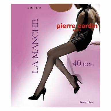 Pierre Cardin колготки LA MANCHE 40 р.4 цвет BRONZO