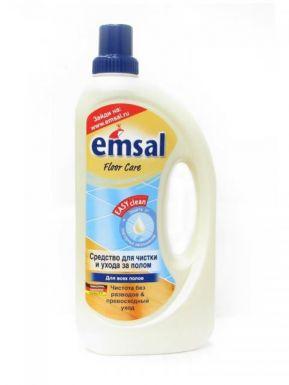 Эмзаль универсальное чистящее средство для пола, 1 л