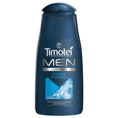 TIMOTEI шампунь 250мл мужской МОРСКИЕ МИНЕРАЛЫ И СОЛЬ