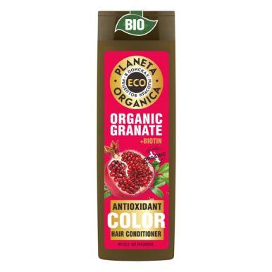 PLANETA ORGANICA Шампунь для волос Organic granate+biotin 520 мл.