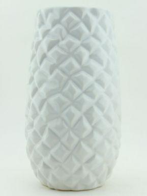 Ваза декоративная h=15см 11х12х15см керамика арт.NIJA8983