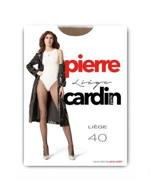 Pierre Cardin колготки LIEGE 40 den, размер: 2, цвет: VISONE (сетка)