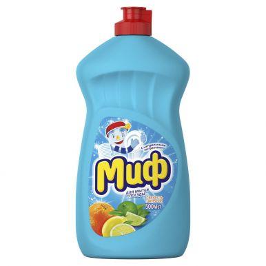 МИФ средство д/посуды Свежесть Цитрусов 500мл