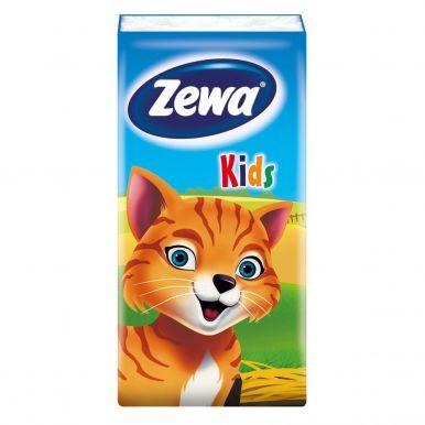ZEWA платки носовые KIDS 1шт