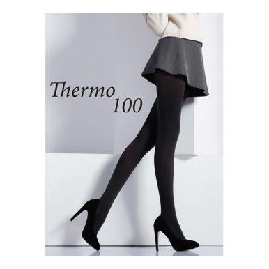 Колготки женские Giulietta THERMO 100 nero, 4/L