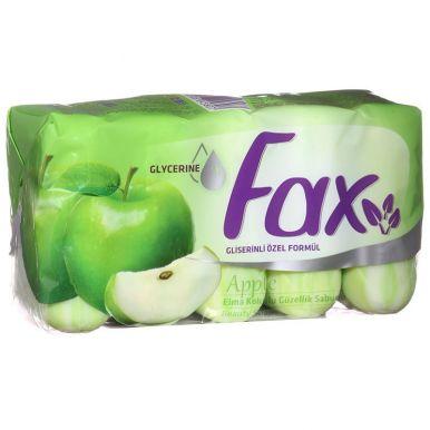 FAX frutti мыло туалетное 5*75г APPLE/9213