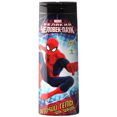 SPIDER-MAN Гель д/душа Человек-Паук 400мл