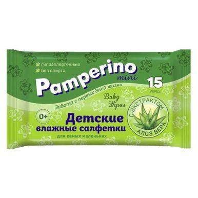 PAMPERINO №15 Салфетки влажные детские 15300