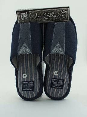 2908 M-LMO-S Обувь домашняя мужская ( пантолеты )