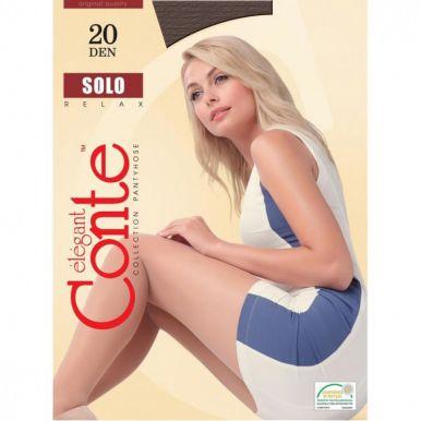 Conte колготки SOLO 20 den, цвет: nero, размер: 3-M