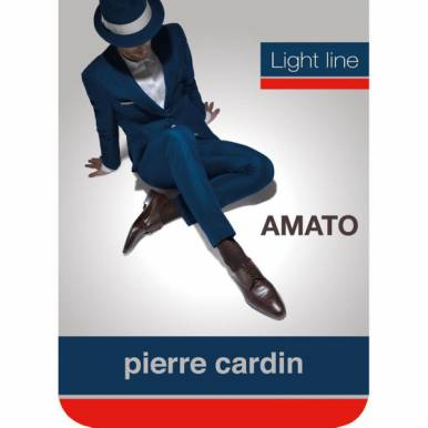 Pierre Cardin носки AMATO муж р 39/41, черный