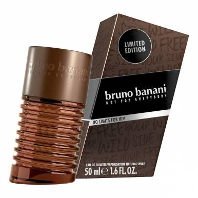 BRUNO BANANI MAN NO LIMITS Т/В VAPO 50МЛ