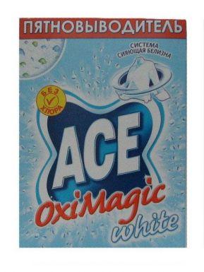 ACE Пятновыводитель Oxi Magic 500г White