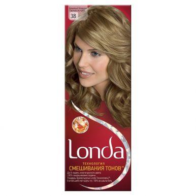 LONDACOLOR крем-краска 38 бежевый блондин_