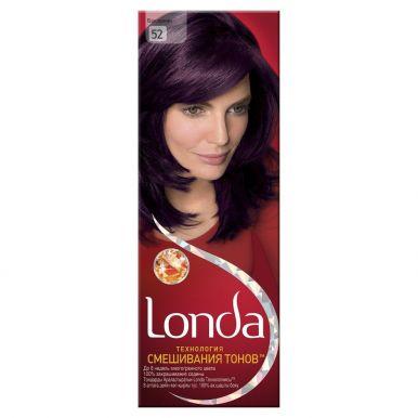 LONDACOLOR крем-краска 52 баклажан