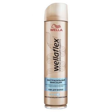 Wellaflex лак-спрей экстрасильной фиксации, 250 мл