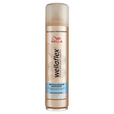 Wellaflex лак для волос экстра сильной фиксации, 400 мл