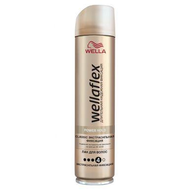 WELLA FLEX Лак д/волос CLASSIC экстрасильной фиксации 250мл