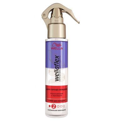 WELLAFLEX Cпрей Стиль и Термозащита 150мл/052