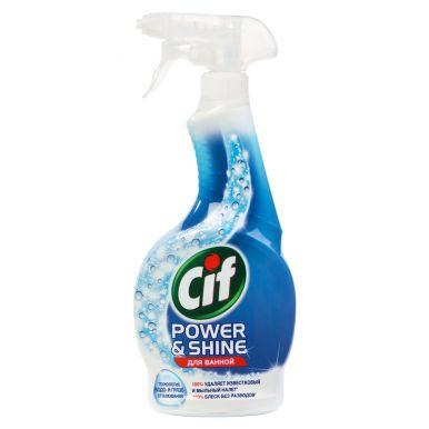 CIF Спрей чистящий д/ванной Легкость чистоты 500мл/12