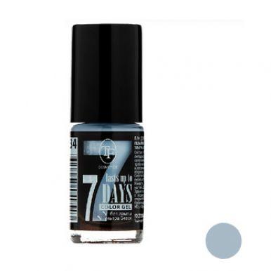 """TF Лак для ногтей COLOR GEL, тон 234 """"Sky blue/Небесно-голубой"""", 8мл"""