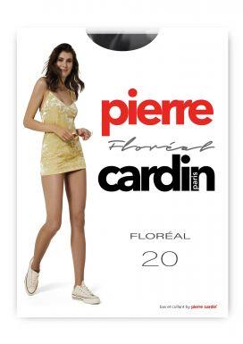 Pierre Cardin колготки FLOREAL 20 р.5 цвет NOISETTE