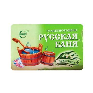 СВОБОДА туалетное мыло РУССКАЯ БАНЯ 100г ЭВКАЛИПТ