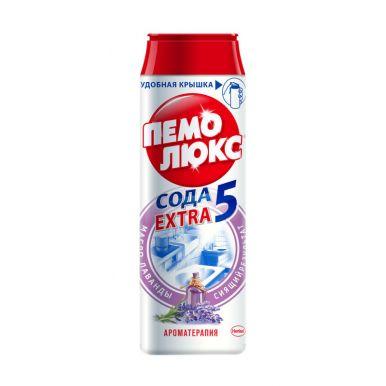 ПЕМОЛЮКС чистящий порошок 480г АРОМАТЕРАПИЯ /36