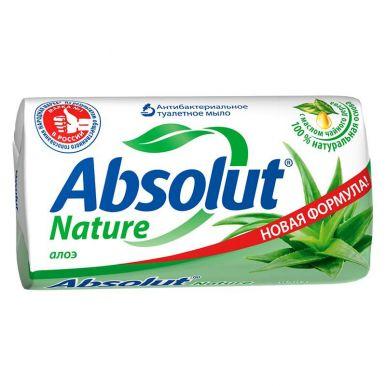 Весна туалетное мыло Абсолют Nature, Алоэ, 90 г