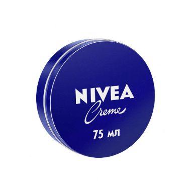 Nivea крем для ухода за кожей, 75 мл (синий)