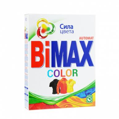 Bimax стиральный порошок Automat Color гранулы Bi10, 400 г