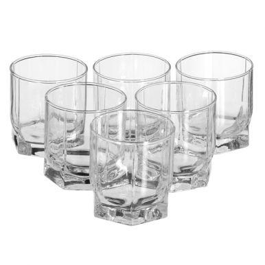 42943 Набор стаканов Танго д/виски 6шт 250сс