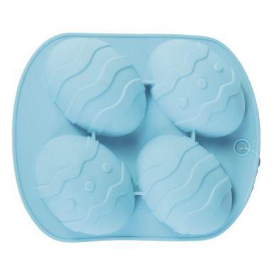 Форма для печенья/кексов 12.5х15х3см силиконовая микс арт.19032-0093