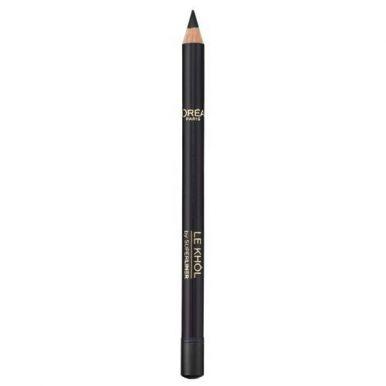 Loreal Paris карандаш для глаз Color Riche, тон 101, цвет: полуночно-Черный