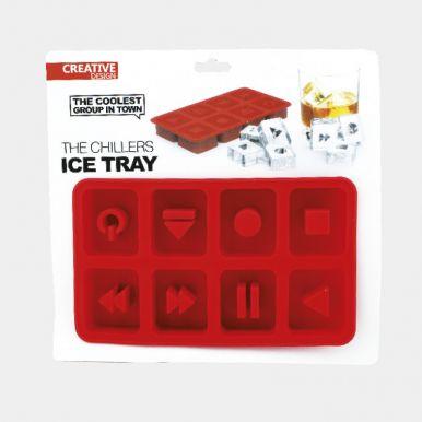Форма для льда 2.5х10х16.8см арт.SPMA8459