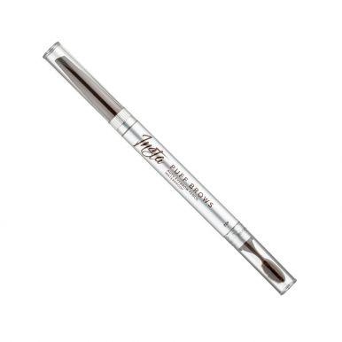 Lamel Механический карандаш для бровей INSTA Puff Brows Pencil 402