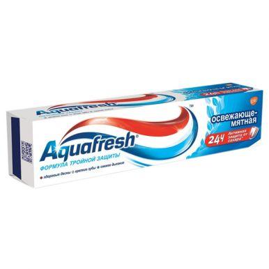 AQUAFRESH з/паста Total Care освежающе-мятная 50мл синяя