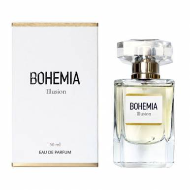 Parfums Constantine Bohemia Illusion парф. вода жен. 50 мл