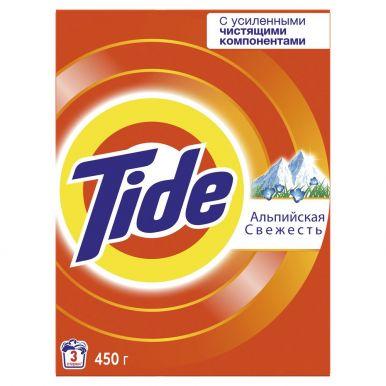 TIDE стир. порошок AUTOMAT 450г Альпийская свежесть TS/597/152/360