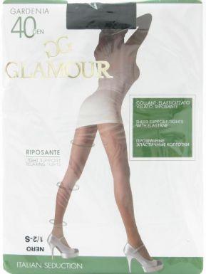 Glamour колготки GARDENIA 40 p.2-S цвет NERO