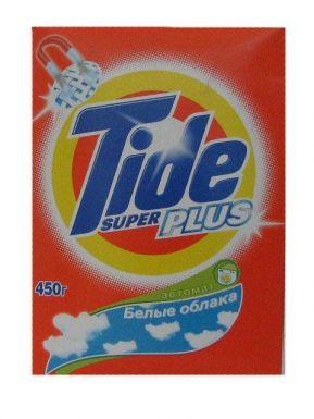 TIDE стир. порошок AUTOMAT 450г Белые облака/Для белого и цветного