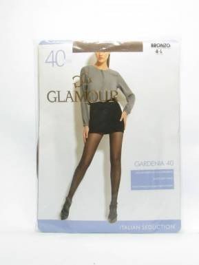 Glamour колготки GARDENIA 40 p.4-L цвет BRONZO