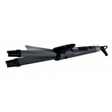 Щипцы SCARLETT, для завивики и выпрямления, SC-HS60T52 (серый) 45Вт, d=25мм, керамика, 2в1