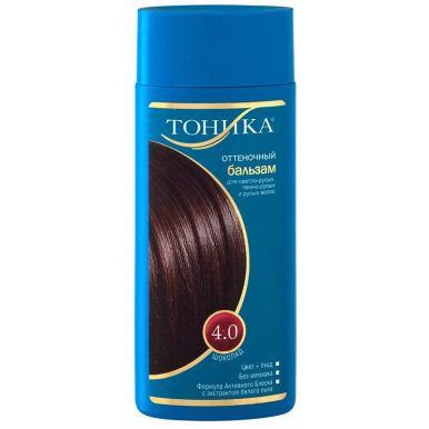 Тоника Оттеночный бальзам 4,0 Шоколад