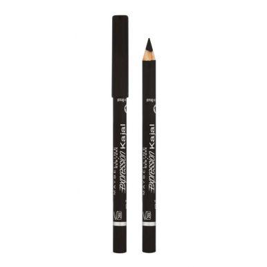 Maybelline карандаш для глаз Экспрешн, тон 33, цвет: Чёрный