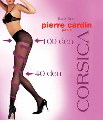 Pierre Cardin колготки CORSICA 40 р.3 цвет BRONZO