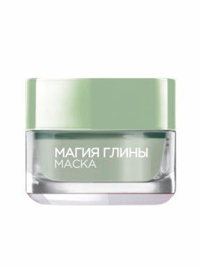 LOREAL Skin Expert Магия Глины 50мл Маска Очищение и Матир.