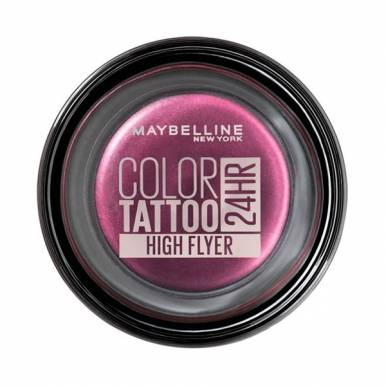 Maybelline тени для век Color Tattoo 24 часа, тон 250, Бургунд, 3,5 мл
